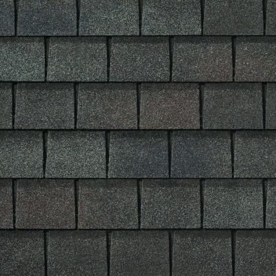 Gaf Slateline Royal Slate Designer Laminated Architectural Shingles 33 3 Sq Ft Per Bundle 16 Pieces 0711695 The Home Depot In 2020 Architectural Shingles Architectural Shingles Roof Slate Roof Tiles