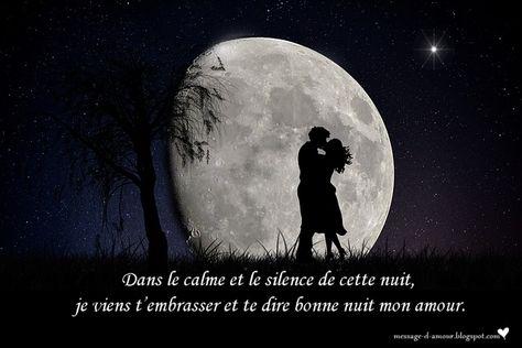 Envoyer Un Sms Pour Souhaiter Bonne Nuit à Votre Amour Est