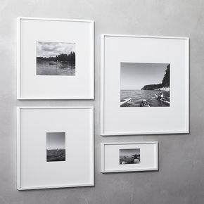 Gallery White 11 X14 Picture Frame In 2020 Picture Frame Wall Gallery Frames Gallery Wall