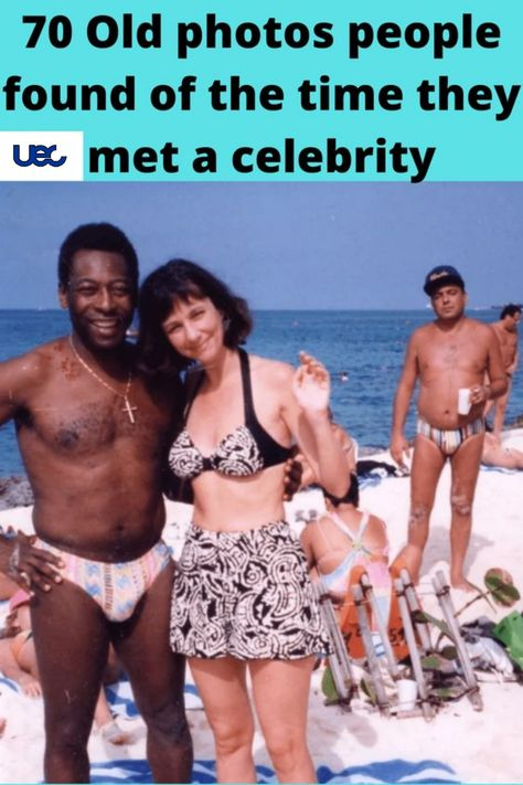 70 Old photos people found of the time they met a celebrity 7 Habits, Funny Laugh, Retro Outfits, Trendy Outfits, Celebs, Celebrities, Jelsa, Swag Nails, Old Photos