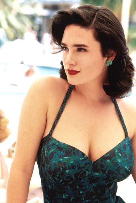 Jennifer Connelly has been a Hollywood mainstay since the early starring in movies like Mulholland Falls, Requiem For a Dream, and A Beautiful Mind, for