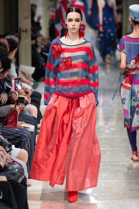 Giorgio Armani Resort 2020 Collection - Vogue