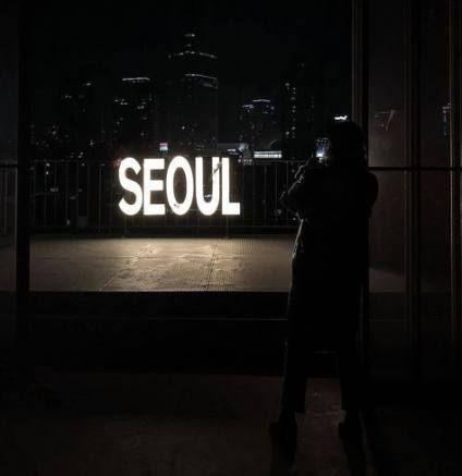 Aesthetic Wallpaper Grunge Korean 16 Ideas In 2020 Korean Aesthetic Night Aesthetic Black Aesthetic