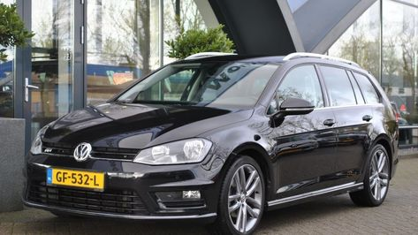 Volkswagen Golf Variant 20 Tdi Business Edition R