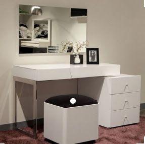 Modern Bedroom Vanity Set - News Home | Dressing table ...