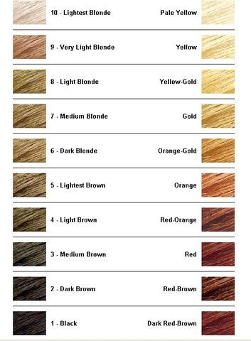 Tintcolors 1 Jpg Photo By Rchemist Brassy Hair Bleaching Dark Hair How To Lighten Hair