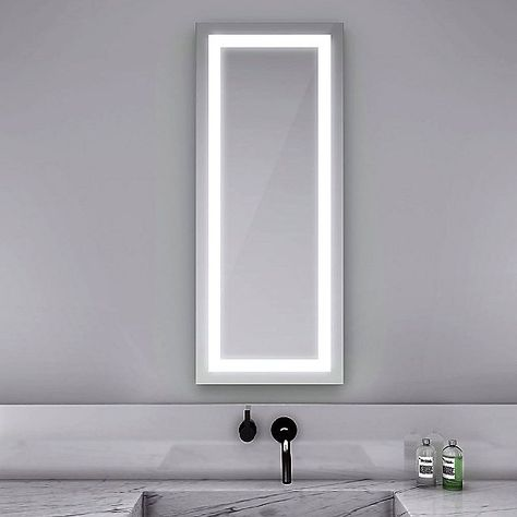 Electric Mirror Integrity Lighted Mirror Int 5442 Size 54x42