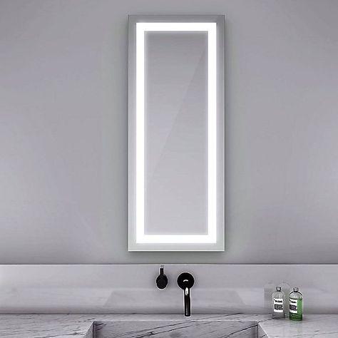 Integrity Lighted Mirror Tv Mirror Tv Electric Mirror Mirror