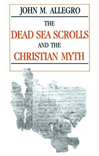 Download Pdf The Dead Sea Scrolls And The Christian Myth Free