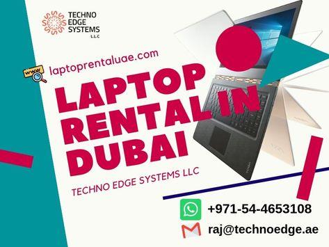 Laptop rental in Dubai at affortable prices
