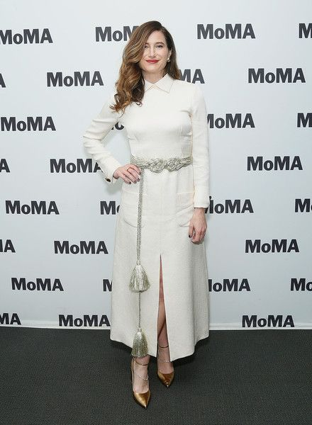 Actor Kathryn Hahn attends MoMA's Contenders screening of 'Private Life' at MoMA Titus One.