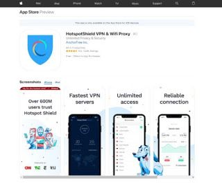 top 10 offer today: Get the New Hotspot Shield VPN Proxy