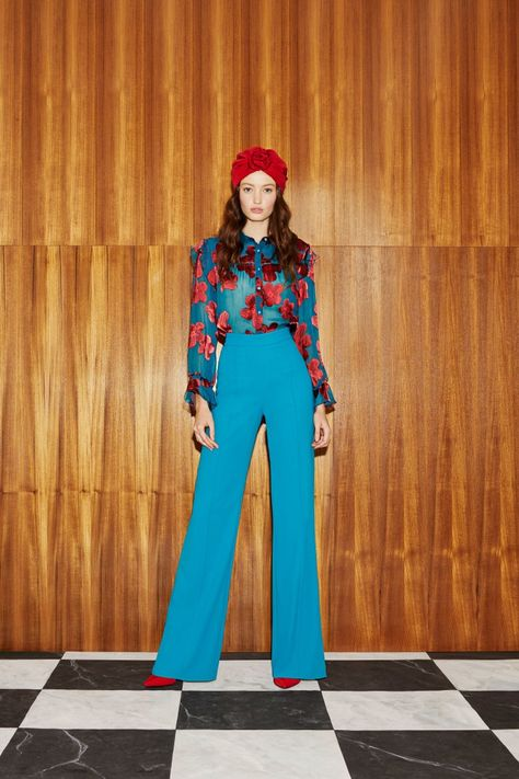 Alice + Olivia Resort 2019 New York Kollektion - Vogue