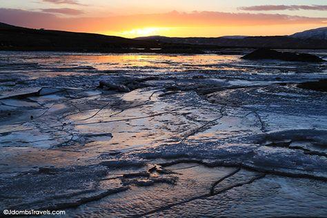 Five Spectacular Iceland Sunrises