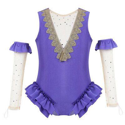 Halloween 2020 The Shape Is Back Kids Girls Showman Costume Sleeveless Mesh Splice V Shape Back