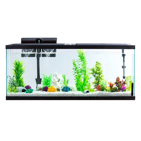 Pets Fish Tank 55 Gallon Aquarium Aqua Culture