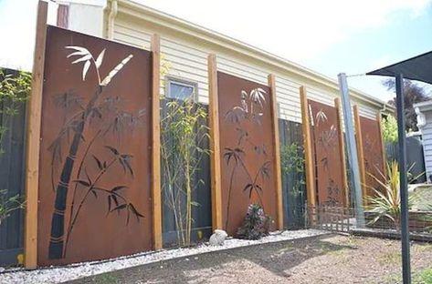 57 Gorgeous Garden Fence Design Ideas - Ideaboz