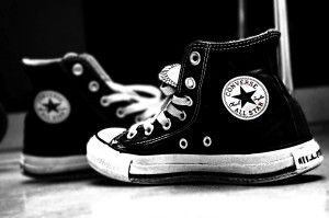 Черные кроссовки Converse Chuck Taylor All Star Ox | ASOS