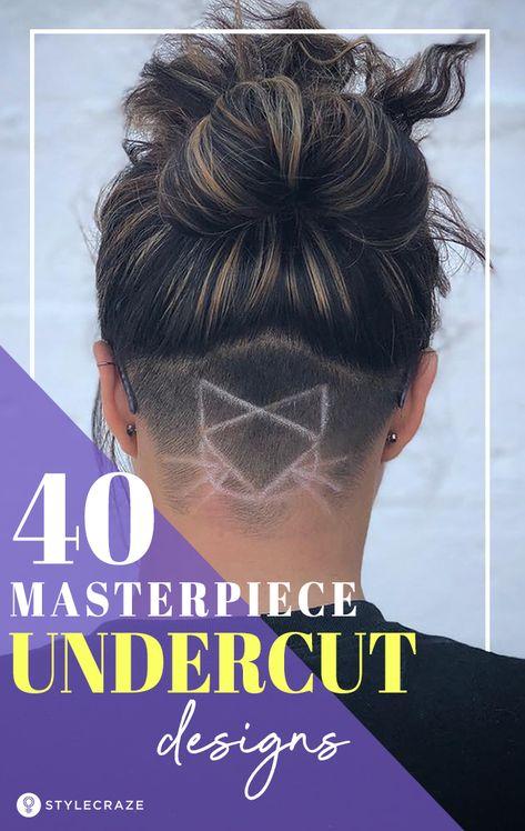 40 Masterpiece Undercut Designs