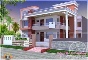 28 Surprisingly Duplex House Plans Indian Style Imageries Kerala House Design Duplex House Design Duplex House Plans
