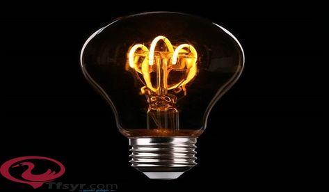 تفسير رمز الكهرباء في المنام 2019 2 Edison Light Bulbs Light Bulb Decor