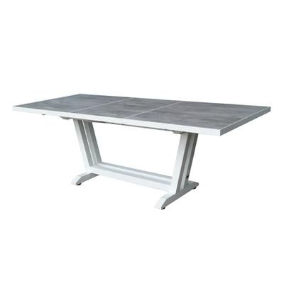 Apollo Extension Table Dining Les Jardins Osmen Outdoor