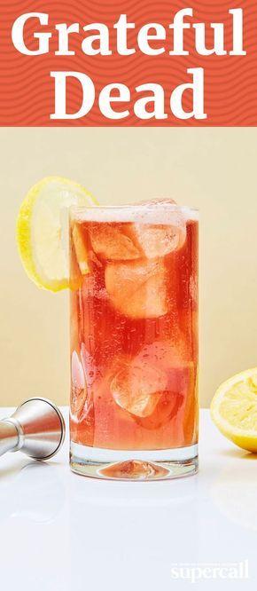 Grateful Dead Gin Mixed Drinks Long Island Iced Tea Recipe Long Island Iced Tea