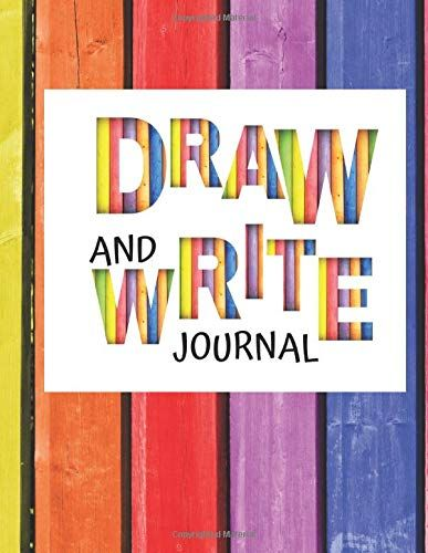 Draw And Write Journal Doodle Draw And Write Journal For Girls And Boys Writing Books For Kids Journal Writing Writing A Book Kids Journal