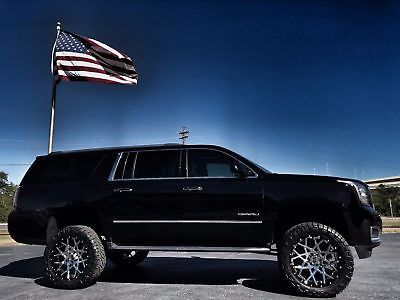 2016 Gmc Yukon Denali Xl Custom Lifted 22 Xd Gmc Yukon Gmc