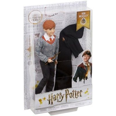 Harry Potter Chamber of Secrets Ron Weasley Doll *BRAND NEW*