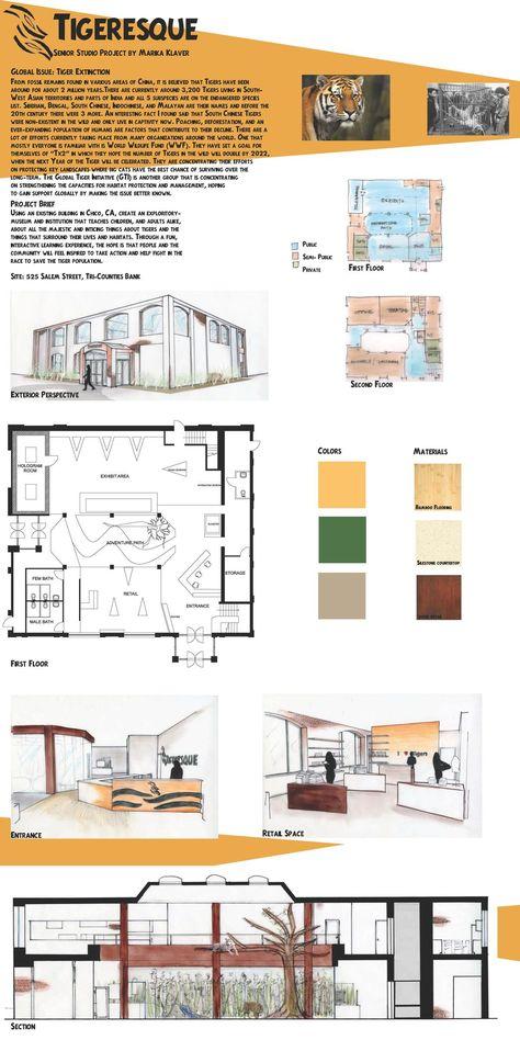 Desert Project- Rendering, floor plan \ elevations for client - project presentation