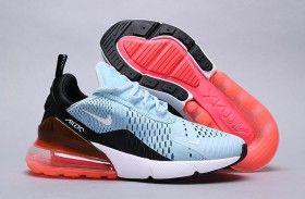Nike Air Max 270 White Black Spectrum AH8050 101 Men's