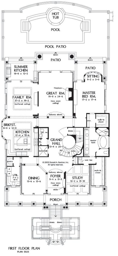 6 Bedroom 7 Bathroom Dream Home Plans Indianapolis Ft Wayne