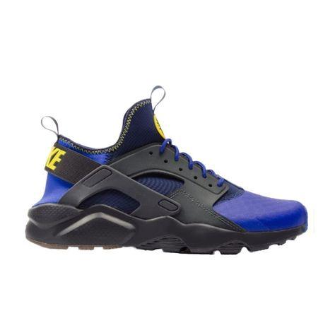 new arrival 09279 05ac4 Nike Air Huarache Run Ultra Men s M Running Paramount Blue - Anthracite  10.5 US  Nike  Running