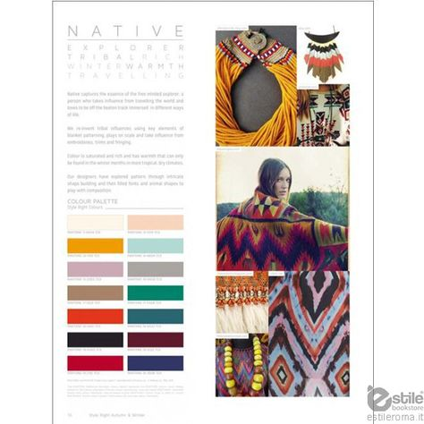 Style Right Women's Trend Book incl. DVD Autumn/Winter