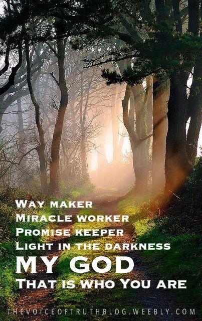 Amen Way Maker Lyrics By Sinach Thevoiceoftruthblog Weebly Com Christian Song Lyrics Worship Lyrics Worship Songs Lyrics