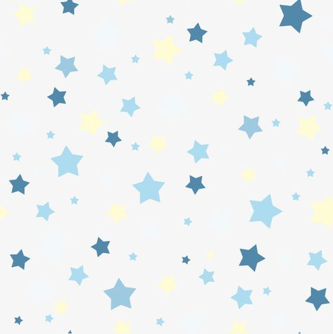 Small fresh decorative background stars PNG and Vector