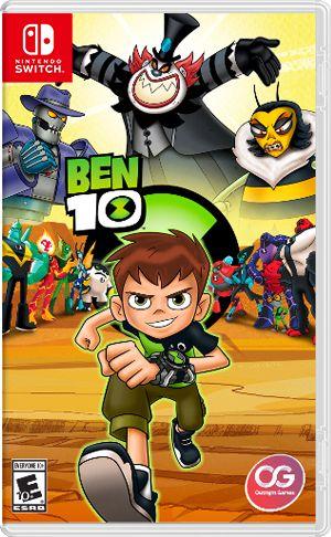 Ben 10 Box Art Ben 10 Xbox One Xbox One Games