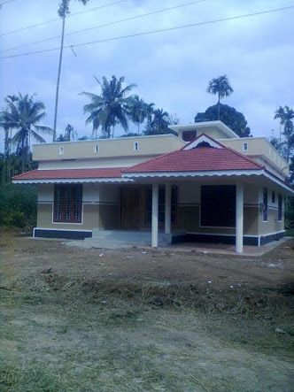 Image Result For 15 Lakhs Budget House Plans In Kerala Budget House Plans Home Budget House Plans