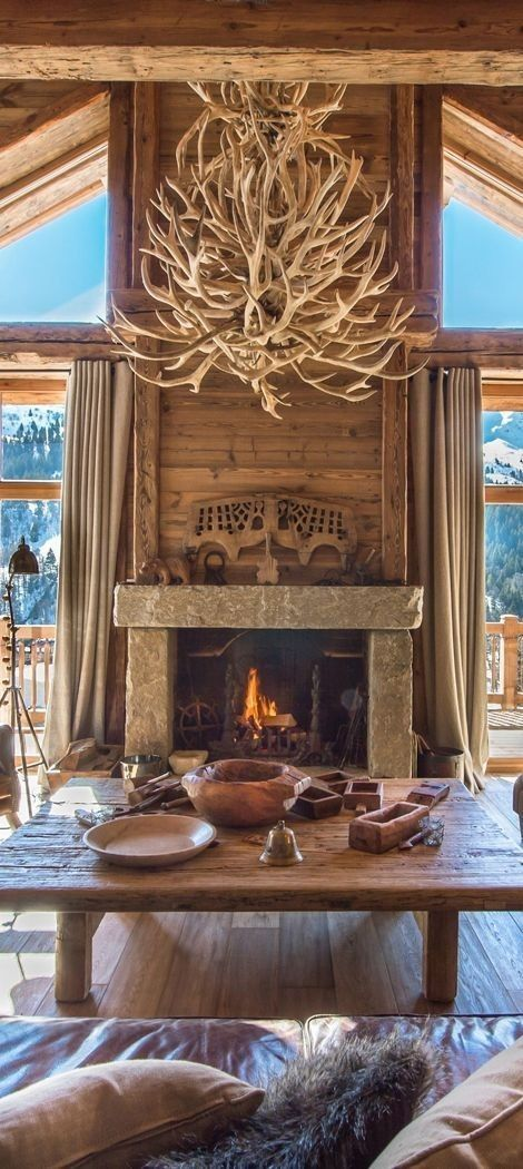 Pin By Jackie On Ski Resort Rustic Fireplace Decor Rustic