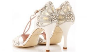 Scarpe Da Sposa Color Champagne.Matrimonio A Tema Charleston E Gli Anni 20 Champagne Perle E