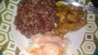 Fajar Menyingsing Chicken Yakiniku Dan Salad Ala Hokben Di 2020 Resep Masakan Masakan Salad