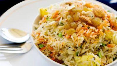 Vegetable biryani recipe arabic food recipes vegetable biryani recipe arabic food recipes bloglovin forumfinder Images