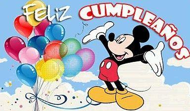 Preciosas Imagenes De Feliz Cumpleaños Con Mickey Mouse Mis Image Tarjeta De Cumpleaños Gratis Tarjetas De Cumpleaños Para Niños Tarjetas De Feliz Cumpleaños