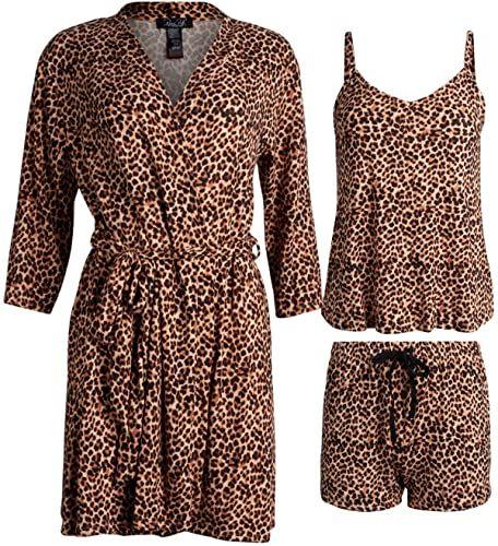 Rene Rofe Sleepwear Fleece long sleeve Top L