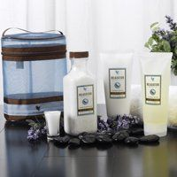 Aroma Spa Collection by Forever Living. Indulge your senses with this 3-piece collection of our new aromatherapy spa products: Relaxation Bath Salts, Relaxation Shower Gel, and Relaxation Massage Lotion. Used alone or together, you will enjoy the benefits of an aromatherapy spa experience right in the comfort of your own home!