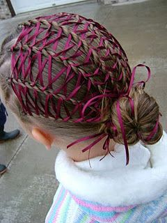 cute girls hair ideas blog