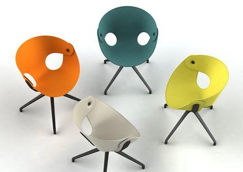 Stuhl Flat Von Tonon Wohnen Und Einrichten In 2019 Furniture Design Flat Sheets Und Furniture