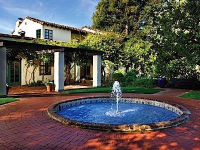 Allied Arts Guild Bay Area Weddings Location Menlo Park Wedding Venues Peninsula Reception 94025 One Day Pinterest