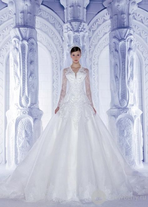 Michael Cinco Haute Couture #Wedding Dresses
